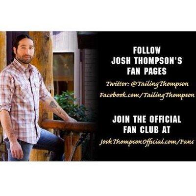 Josh Thompson Fans!! | Social Profile