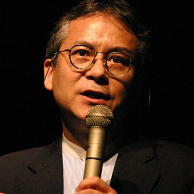 Hiroshi Ishii 石井裕 | Social Profile