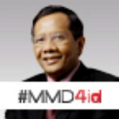 MahfudMD 4 Indonesia