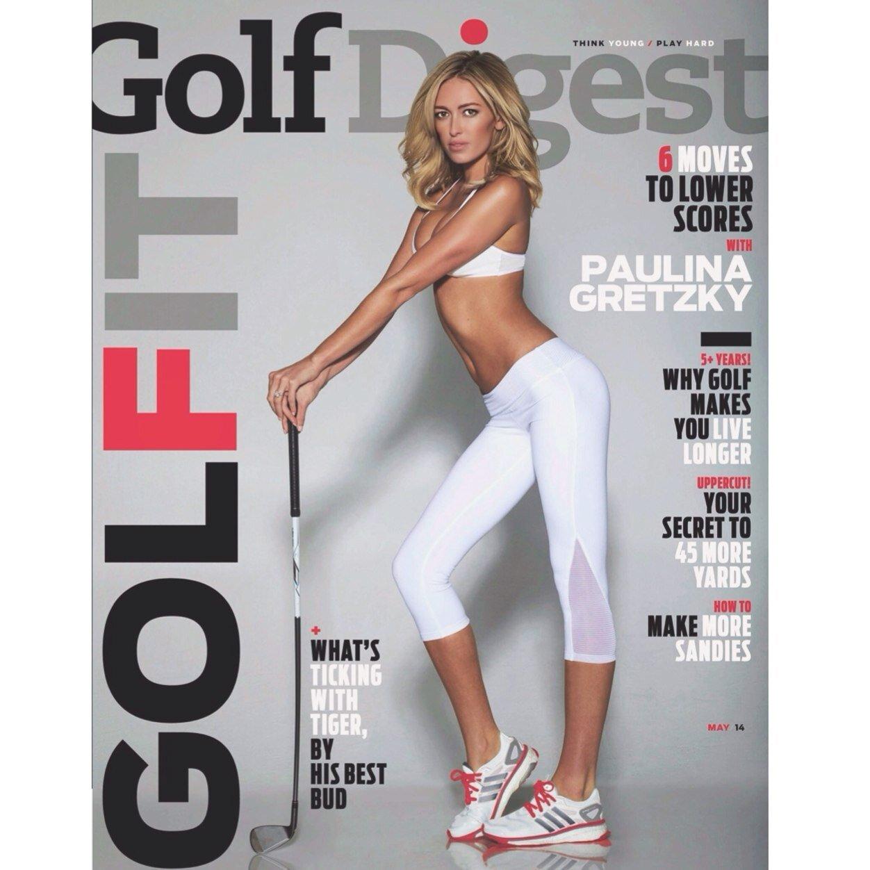 Paulina Gretzky Social Profile