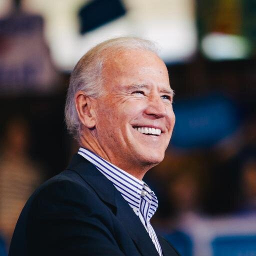 Joe Biden's Twitter Profile Picture