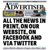 Rugby Advertiser | Social Profile