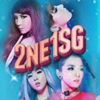 2NE1 SINGAPORE | Social Profile