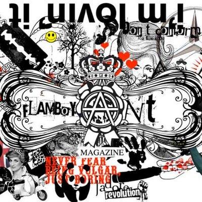 Flamboyant Magazine | Social Profile
