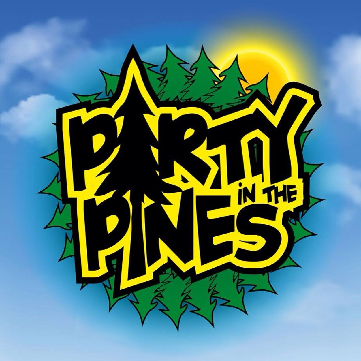 Party In The Pines Social Profile