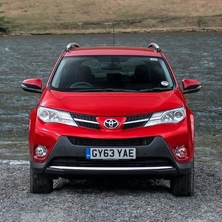 Toyota RAV4 UK  Twitter Hesabı Profil Fotoğrafı