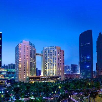 GrandHyatt Guangzhou
