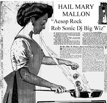 Whales - Hail Mary Mallon
