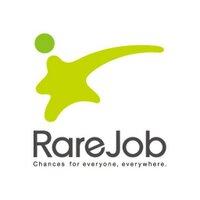 RareJob( レアジョブ ) | Social Profile