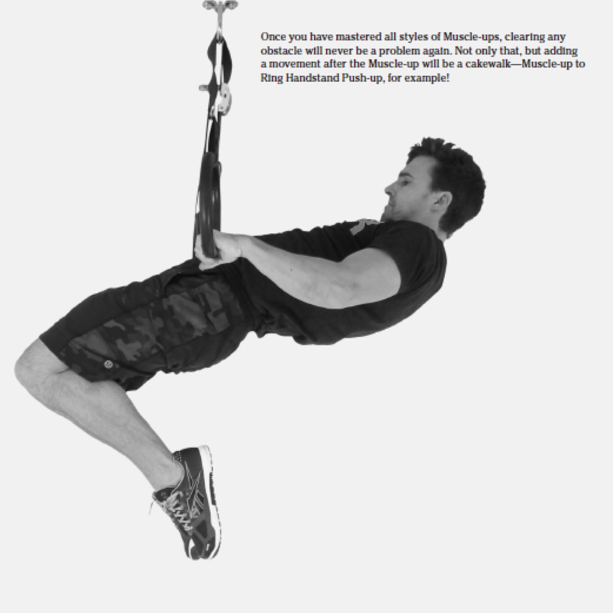 Gymnastics WOD Social Profile
