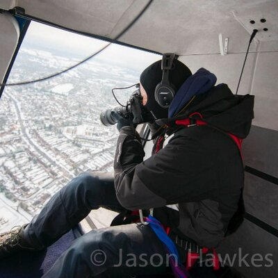 Jason Hawkes | Social Profile