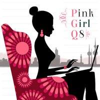 PinkGirlQ8 Blog | Social Profile