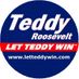 Twitter Profile image of @LetTeddyWin
