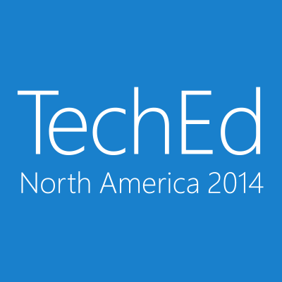 TechEd NorthAmerica Social Profile