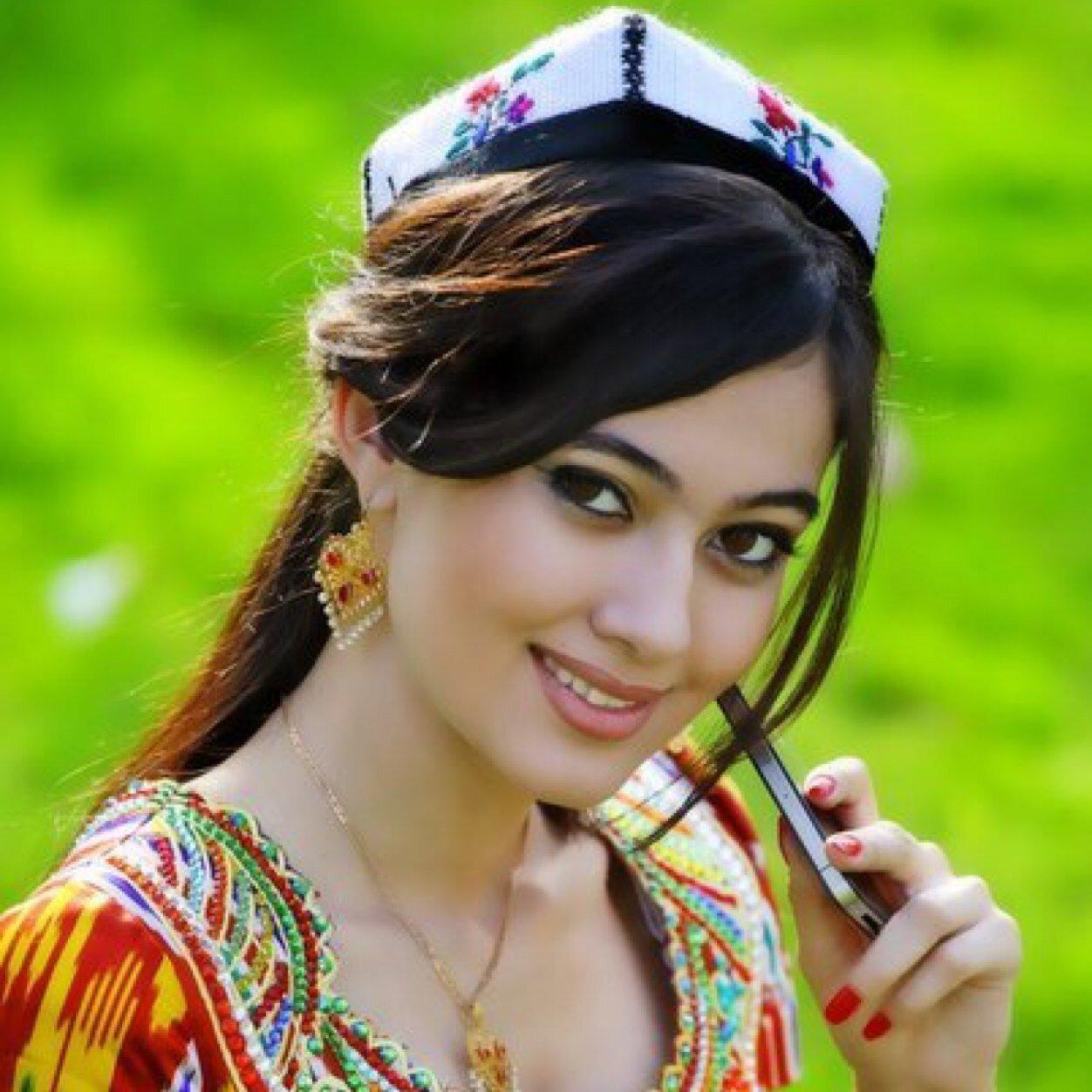 Фото красивых девушек таджикистана 3 фотография