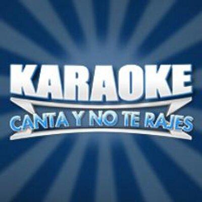 Karaoke Canta y No