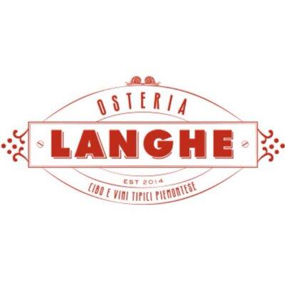 Osteria Langhe | Social Profile