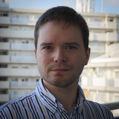 Dimitri Perrin | Social Profile
