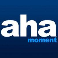 my aha moment   Social Profile