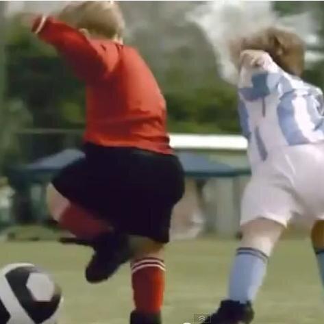 サッカーの興味深い・・・・