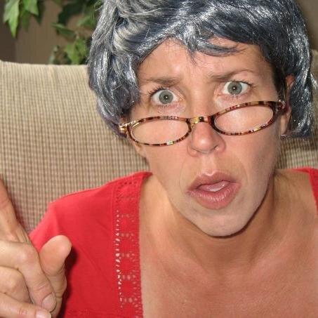 Grandma Mary Show Social Profile