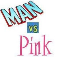 Man vs Pink | Social Profile