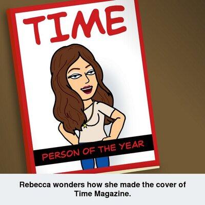 REBECCA ROBBINS | Social Profile