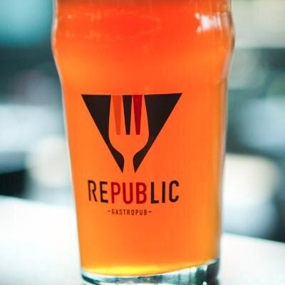 Republic Gastropub Social Profile