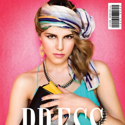 PRESS The Fashion | Social Profile