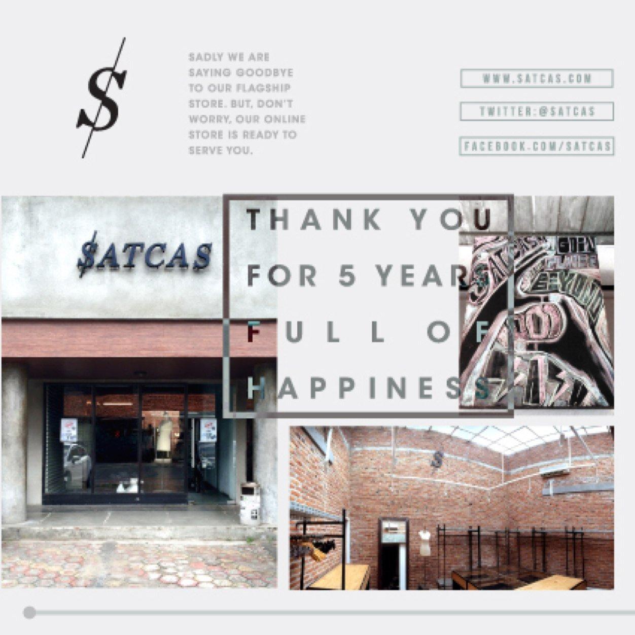 SATCAS Social Profile