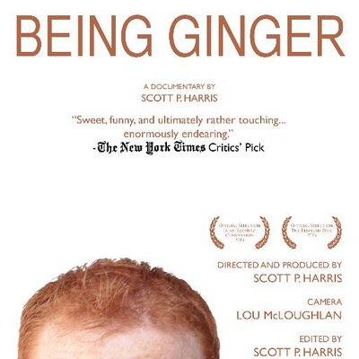 Being Ginger | Social Profile
