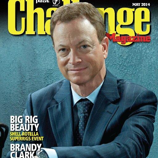 Challenge Magazine Social Profile
