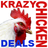 KrazyChicken Coupons
