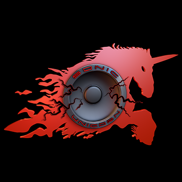 Sonic unicorn
