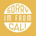 Sorry, I'm From Cali