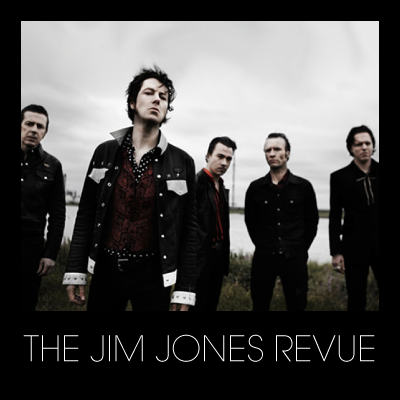 The Jim Jones Revue Social Profile