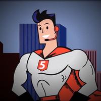 Site5 Super Sam | Social Profile