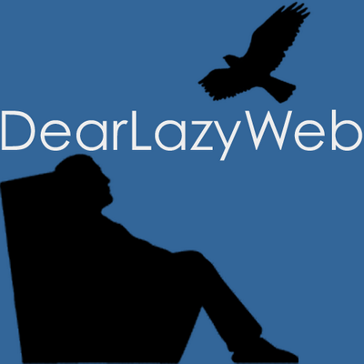dearlazyweb | Social Profile