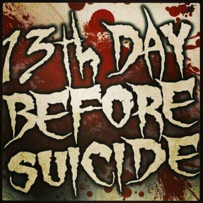 13thDayBeforeSuicide | Social Profile