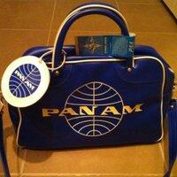 Pan Am Bag | Social Profile
