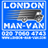 London Man Van