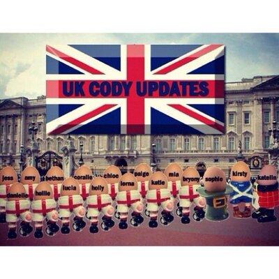 UK Cody Updates | Social Profile