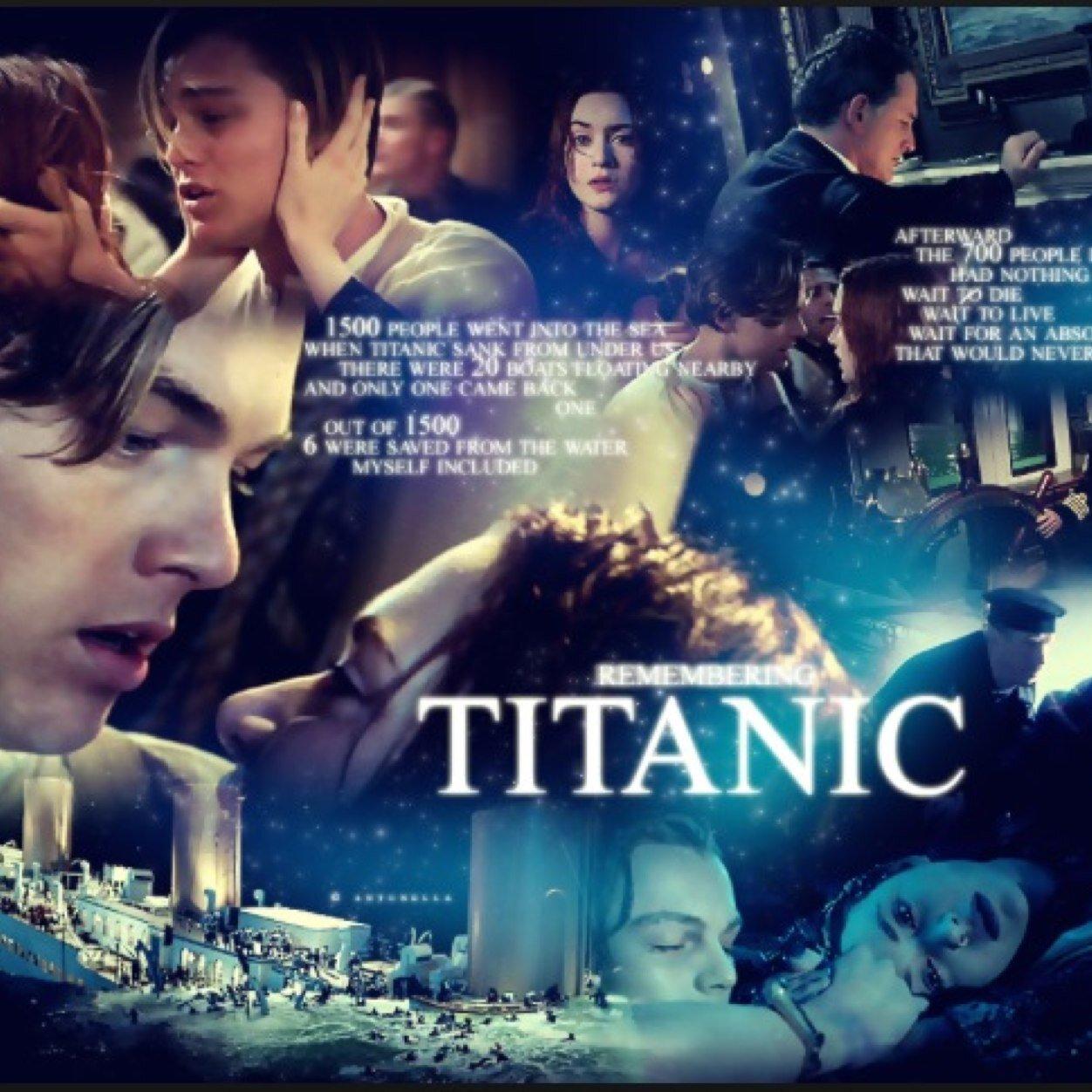 Titanic Fans Social Profile