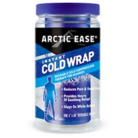 Arctic Ease Wrap | Social Profile