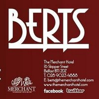 Berts Jazz Bar | Social Profile