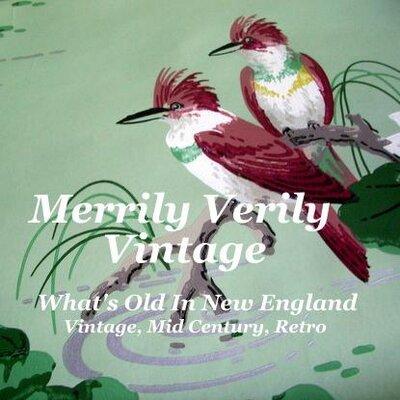 MerrilyVerilyVintage   Social Profile