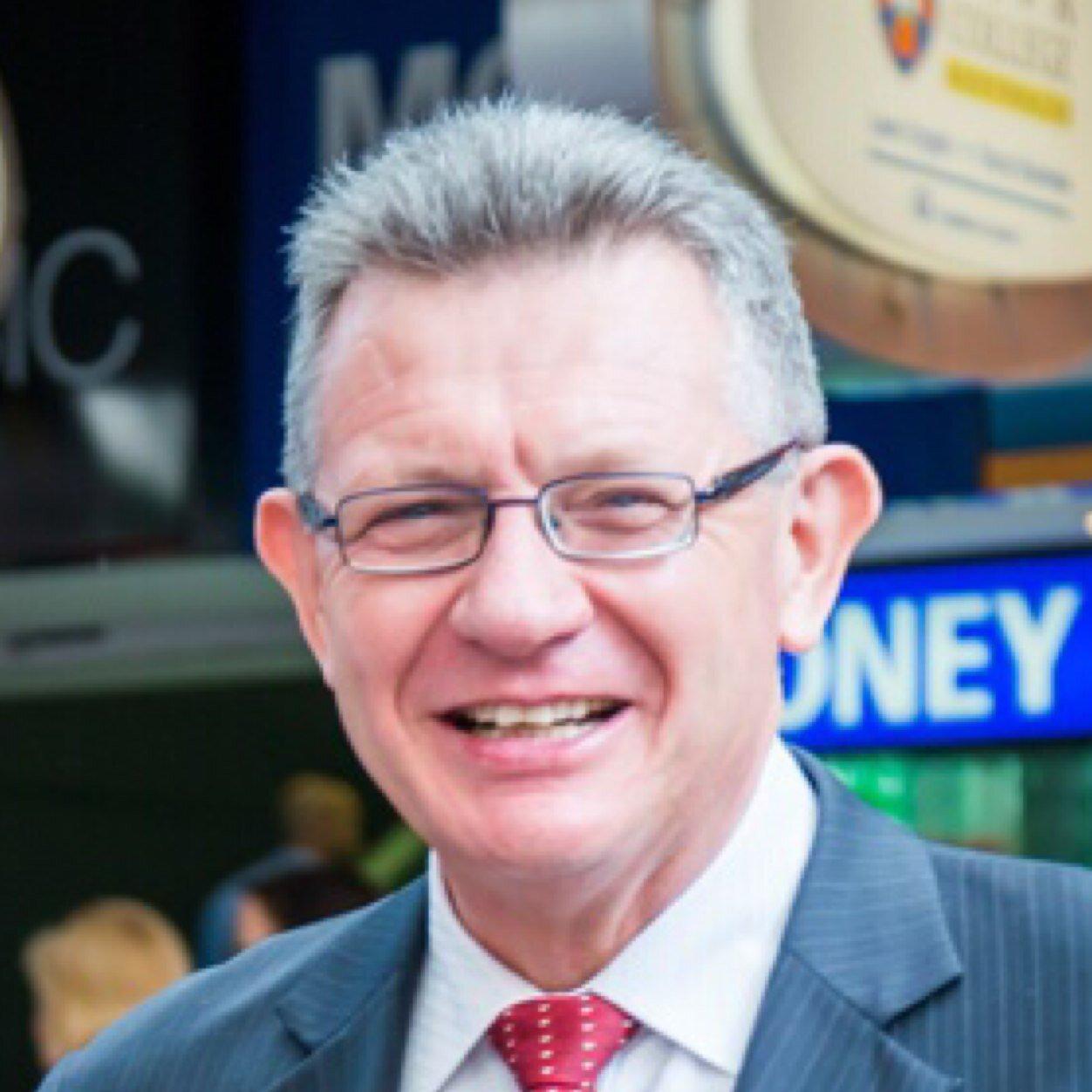 Gary Hardgrave Social Profile