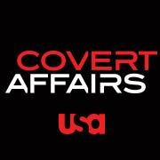 Covert Affairs Social Profile