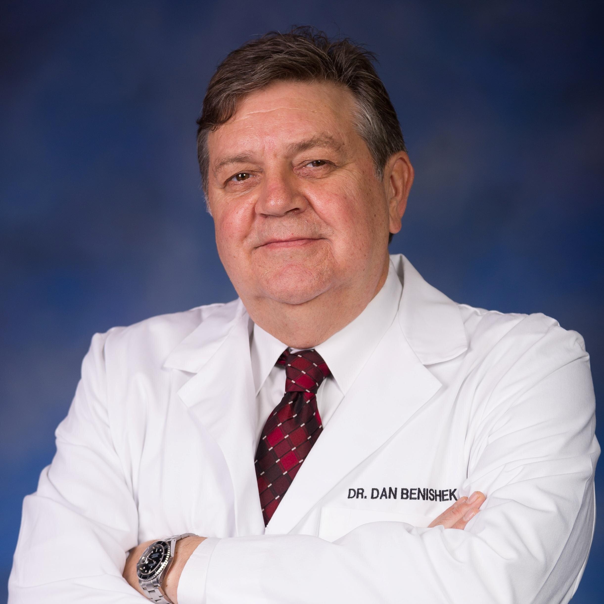 Dr. Dan Benishek Social Profile
