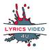 Lyrics Video 4 U's Twitter Profile Picture